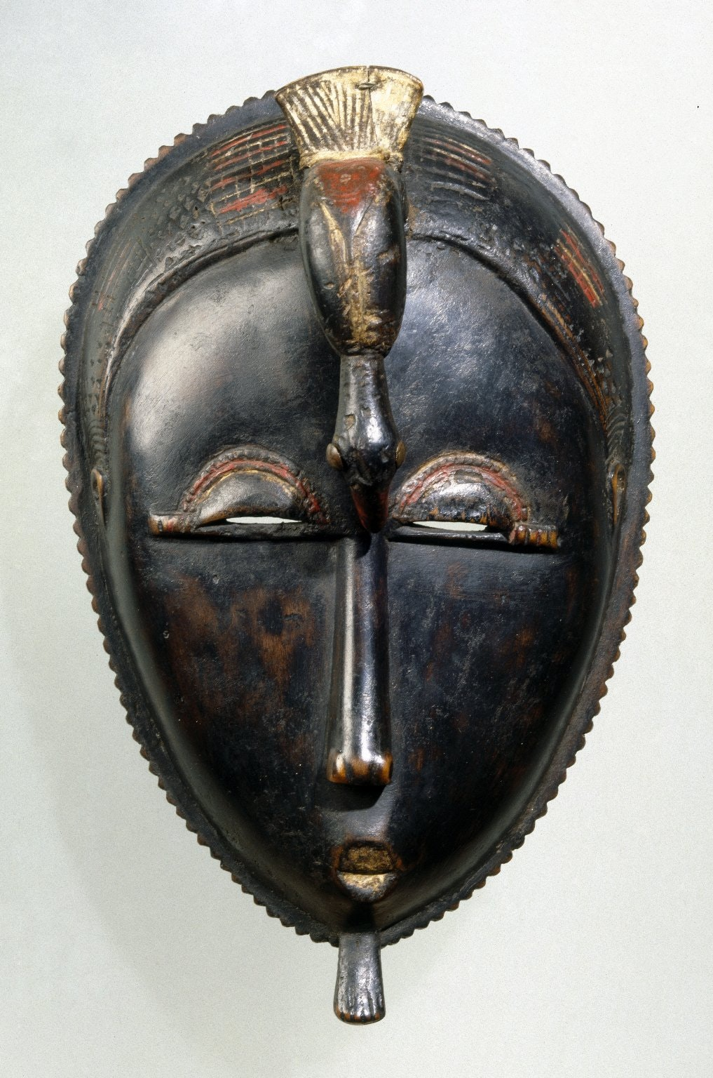 history of african masks