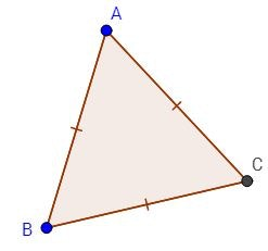 selecting which classification of triangle fits venn diagram