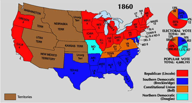 AP US History - Lincoln\'s Victory