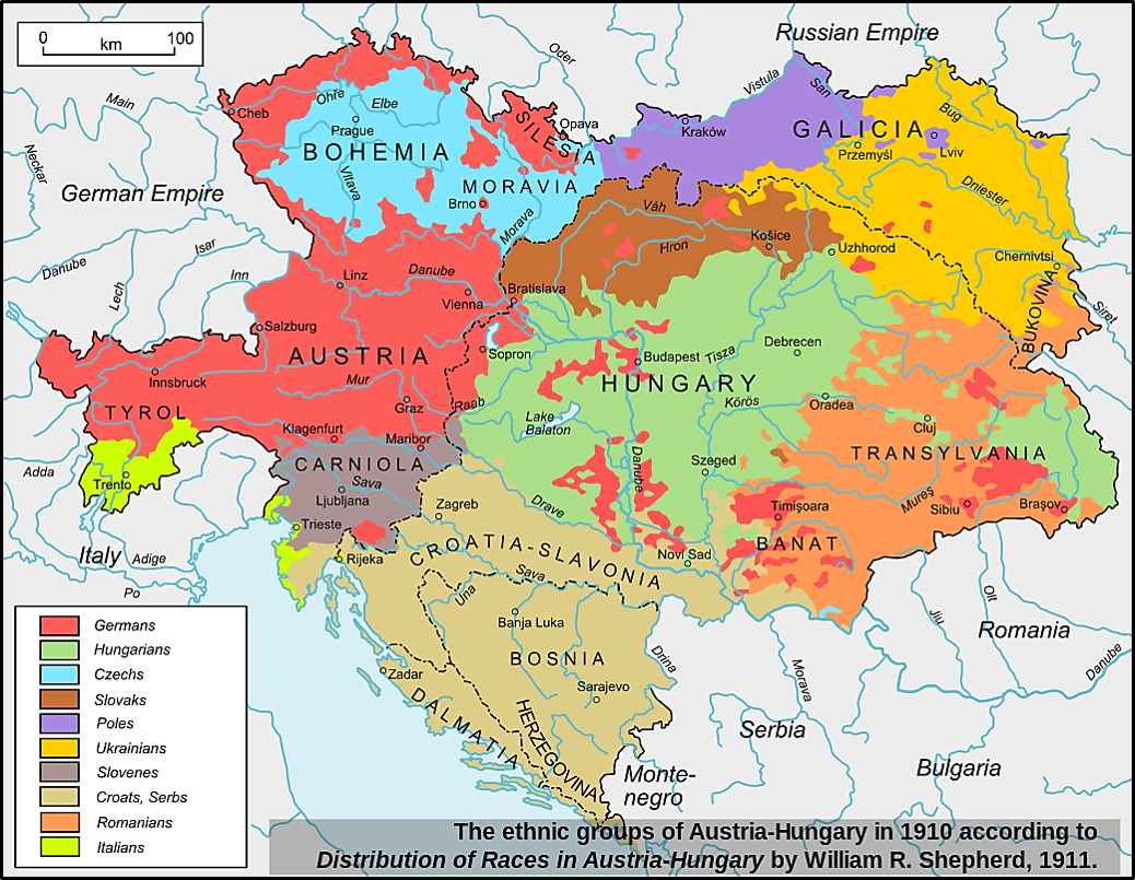 AP European History - Central European Ethnic Groups