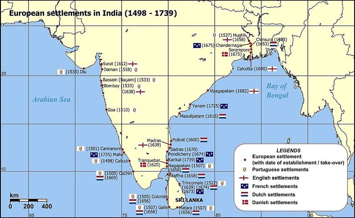 AP European History - Indian Ocean Trade Networks